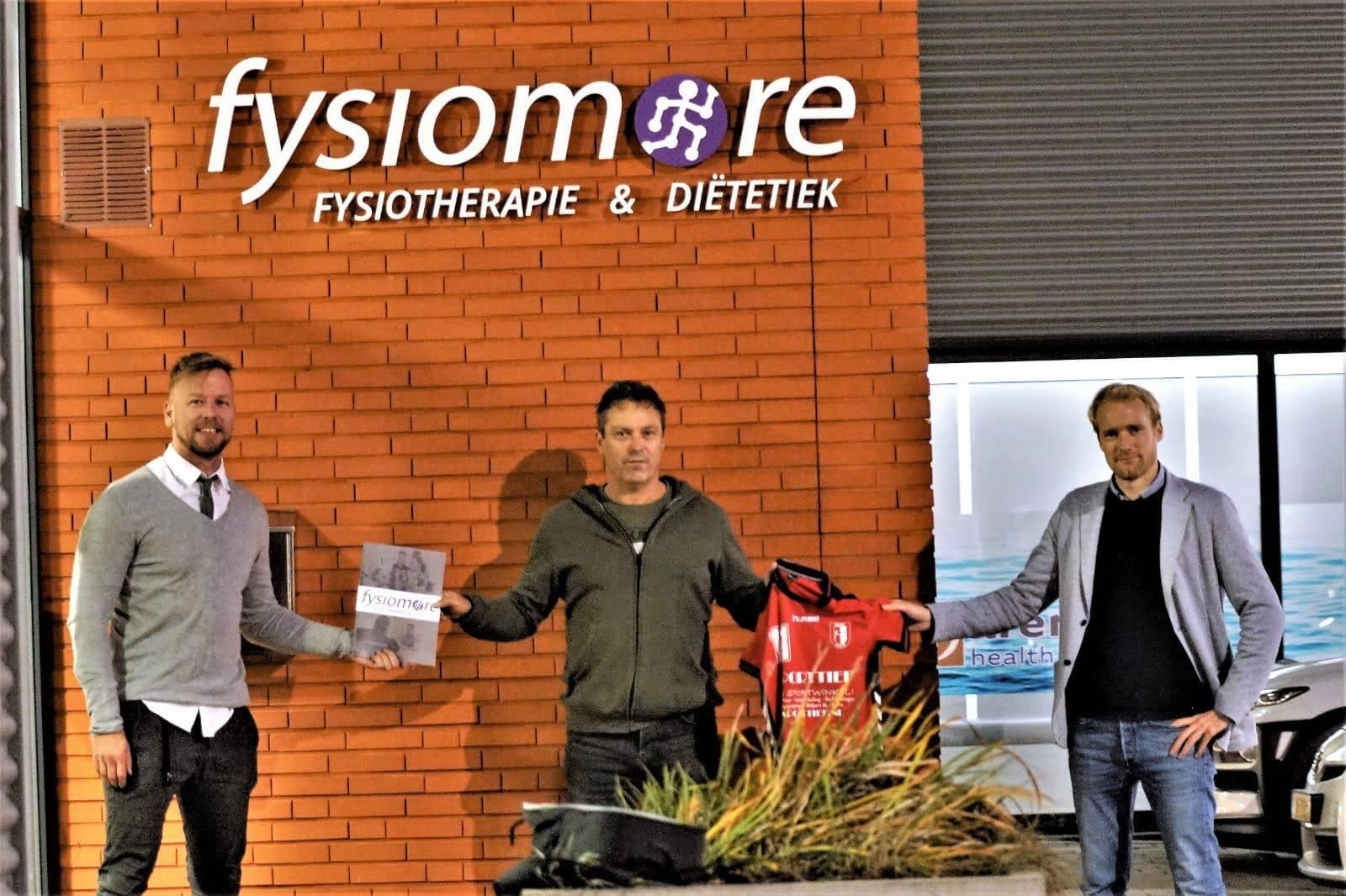 HVM gaat samenwerken met Fysiomore